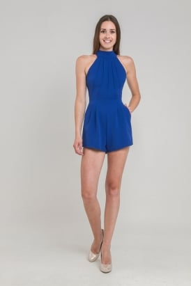 WalG High Neck Playsuit