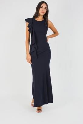 3da010ccfa43 Walg Ruffle Maxi Dress